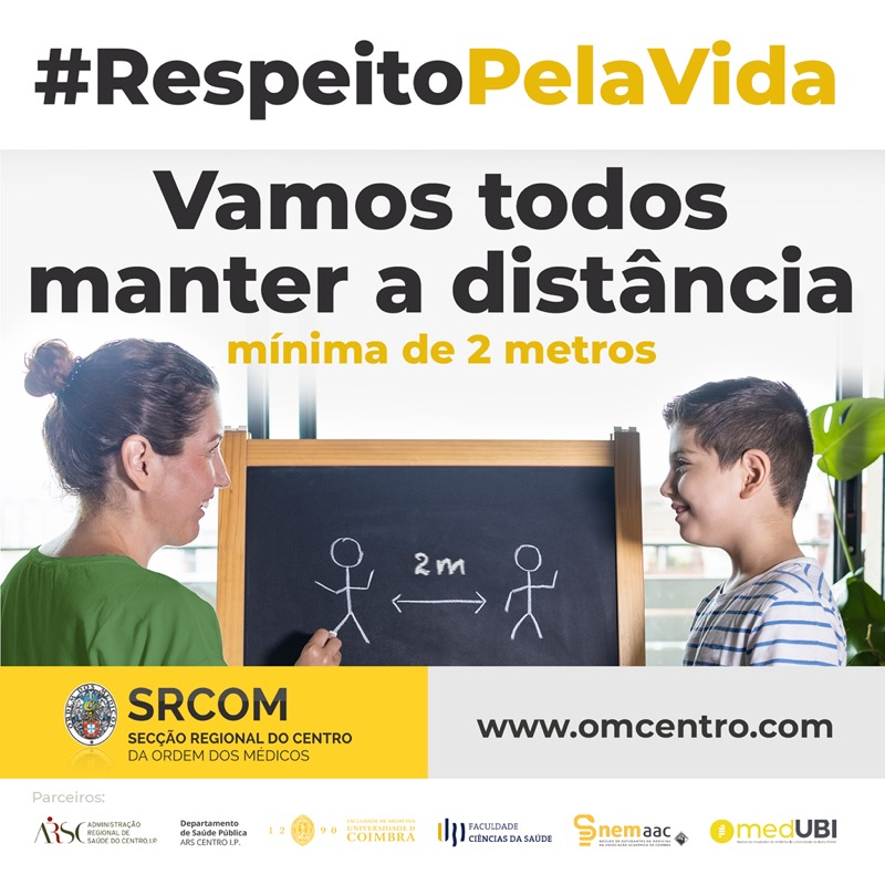 Campanha #RespeitoPelaVida