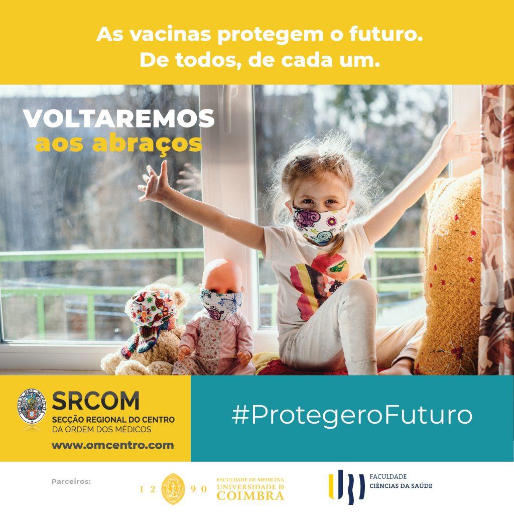 Campanha #ProtegeroFuturo