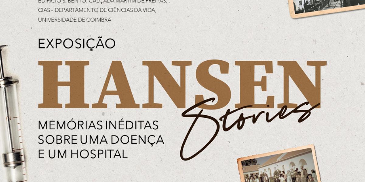 Hansen Stories cartaz CIAS_DCV_UC