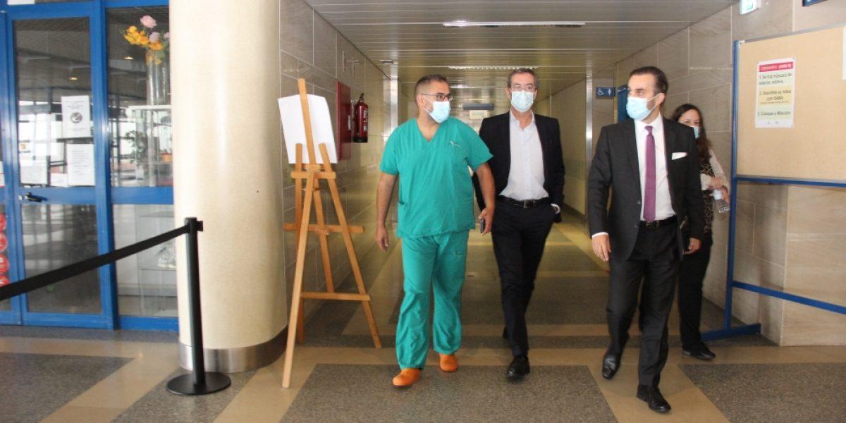 Bastonário desafia ministra da Saúde a visitar Departamento de Psiquiatria do Centro Hospitalar Tondela-Viseu